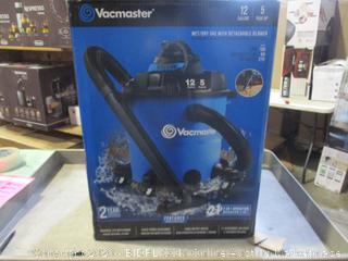 Wet/Dry Vac w/ Detachable Blower