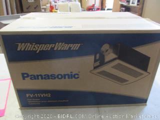 Panasonic Fan Heater
