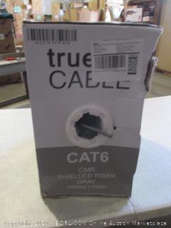 Cat 6 True Cable