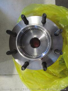Brake Rotor and Hub Assembly