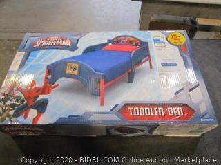 Super-Man Toddler Bed