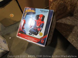 Marvel Spider-Man Combination Booster Car Seat