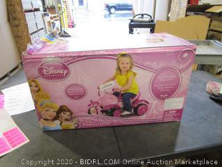 Disney Princess Quad (Sealed) (Please Preview)