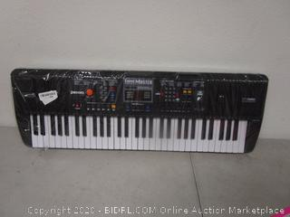 Sound Master Electronic Keyboard  See Pictures