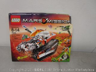 Lego Mars Mission see Pictures