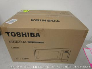 Toshiba Microwave Oven See Pictures
