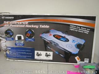 Air Powered Hockey Table see Pictures