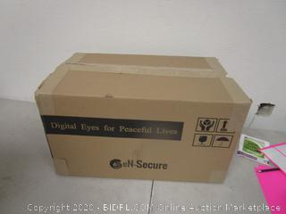 seN-Secure Digital Eyes for Peaceful Lives  see Pictures