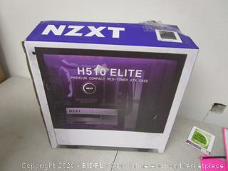 NZXT H5 10 Elite Premium Compact Mid Tower ATX Case