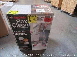 Rug Doctor flex Clean