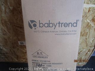 babytrend Stroller See Pictures