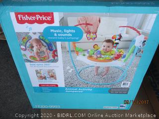 Fisher Price jumperoo See Pictures