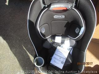 Car Seat very damaged see pictures