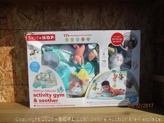 Activity gym & Soother