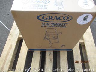 Graco Slim Folding Highchair