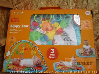 Zippy Zoo Activity Gym