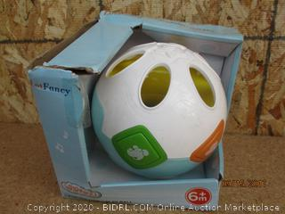 Early Learning Fun Rolling Play Ball (Used Pr0duct)