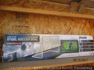 Competition Steel Soccer Goal