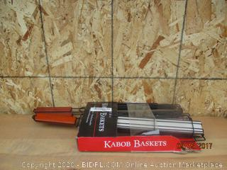 Kabob baskets See Pictures