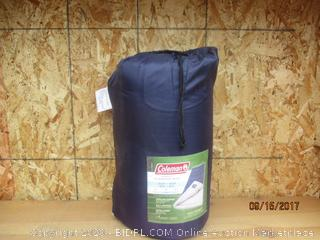 Coleman Sleeping Bag See Pictures