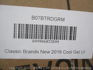 """14"""" Cool Gel Ultimate Mattress Queen"""