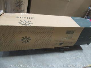 "Zinus King 14"" Icoil spring Gel Foam Cooling Mattress"
