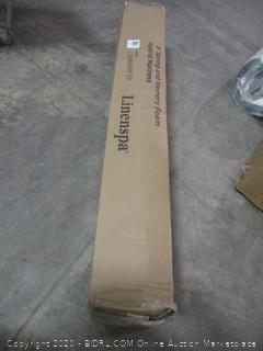 """Linenspa 8 """" Spring ane Memory Foam Hybrid Mattress  King"""