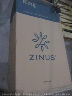 "Zinus King 12"" Memory Foam Mattress"