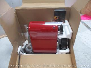 Breville Nespresso Citiz damaged/ plastic damaged, machine working