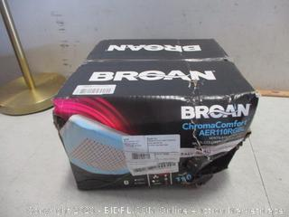 Broan NuTone  damaged, dented