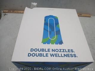 Double Nozzles Double Wellness Humidifier