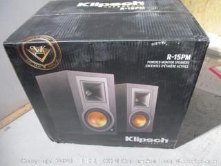 Klipsch Reference Powered Monitor Speakers  new