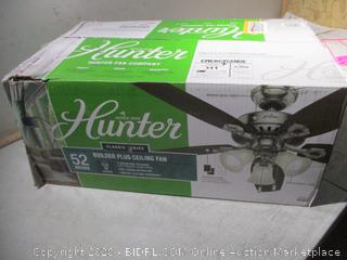 Hunter Ceiling Fan  new