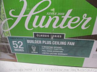 Hunter Ceiling Fan  new