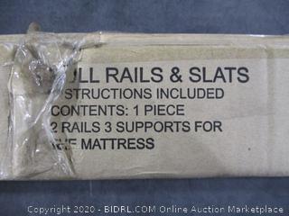 Full Rails & Slats