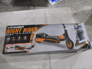 Voyager Night rider Electric Scooter