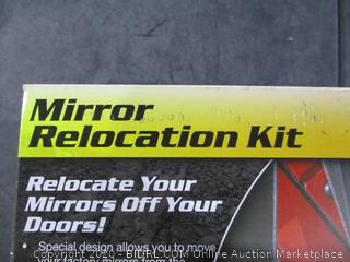 Mirror Relocation Kit