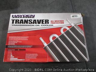 Transaver Transmission Oil Cooler