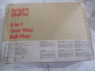Bright Starts 5 in 1 Your way ball Play