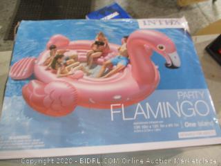Intex flamingo