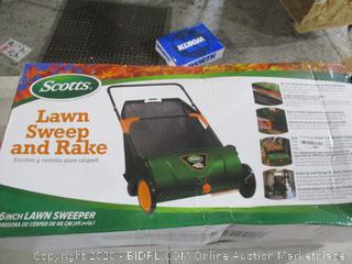 Scotts Lawn Sweep and Rake