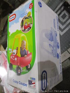 Little Tikes Cozy Coup
