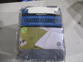 Twin Heated Blanket