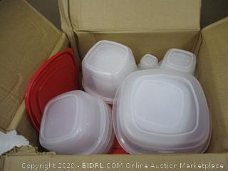 Storage Food Containers