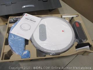 Robotic Vacuum Cleaner (Powers On)