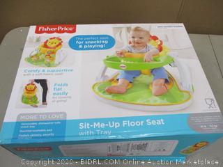 Fisher Price Sit-Me-Up Floor Seat