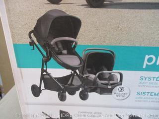 Modular Travel System w/ Infant Car Seat