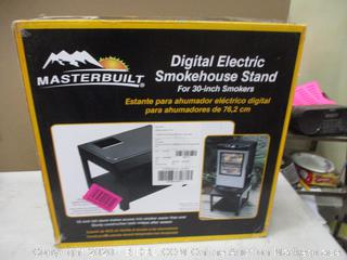 Digital Electric Smokehouse Stand
