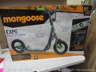 Mongoose Freestyle Scooter