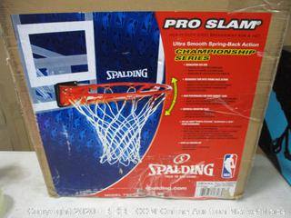 Spalding Pro Slam Baskeball Rim